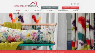 Canterbury Curtains & Blinds