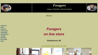 Foragers Furniture