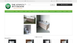 Lennox Bathroom