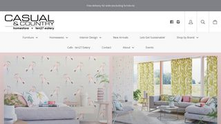 Casual & Country Furniture