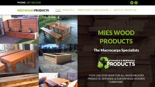 Miles Wood Products