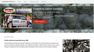 Canterbury Carpet