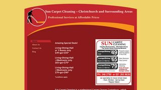 Sun Carpet Cleaning