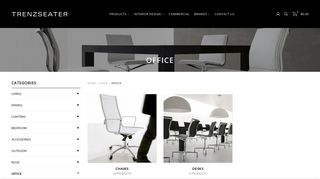 Tranzseater Office Furniture