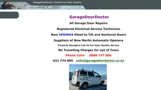 Garage Door Doctor