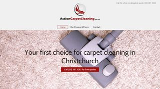 Action Carpet Cleaning