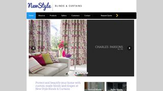 New Style Blinds & Curtains