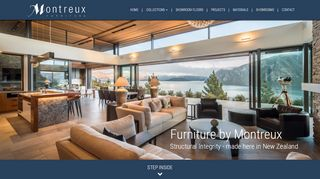 Montreux Leather Sofas