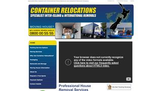 Container Relocations