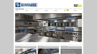 Stainless Kitchens Pacific