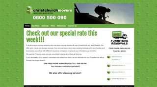 Christchurch Movers