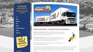 Southern Furniture Movers